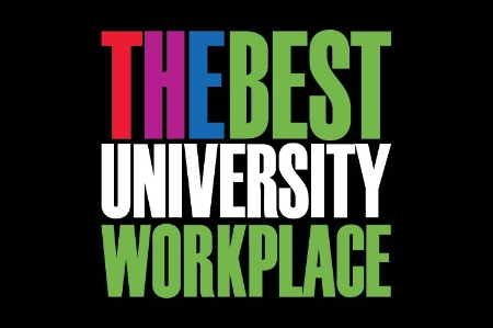 THE Best University Workplace survey